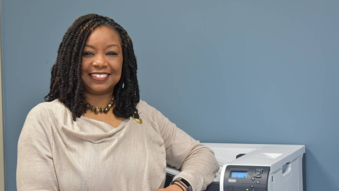 Behind the Tap Series: Purchasing Manager Marcia Jones