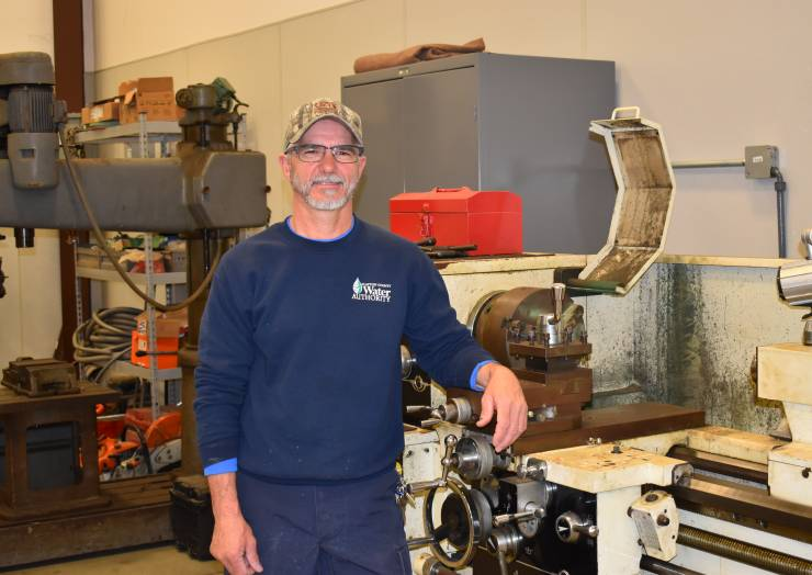 Behind the Tap Series: Lead Maintenance Technician Mike Harp