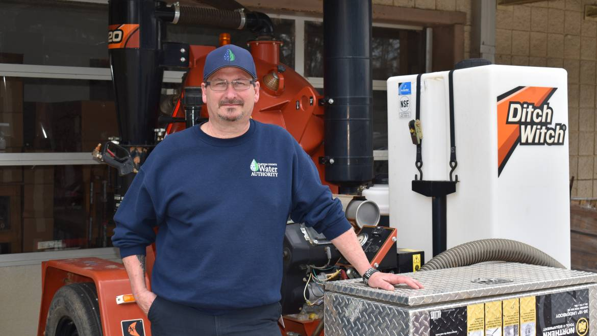 Behind the Tap Series: Meter Services Supervisor David Judson