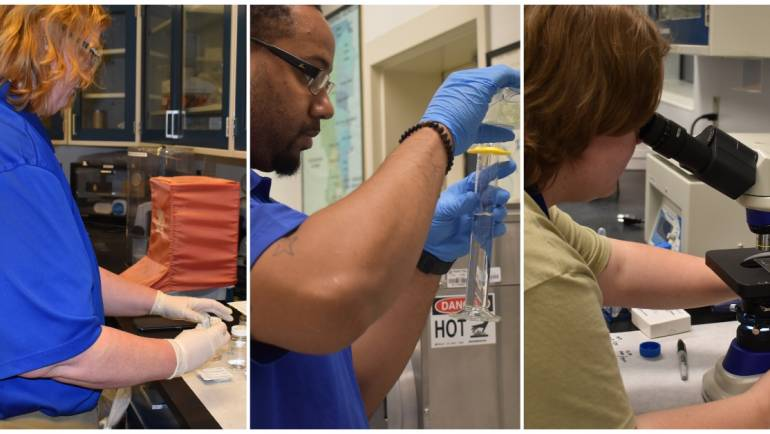 Behind the Tap Series: Water Quality Lab