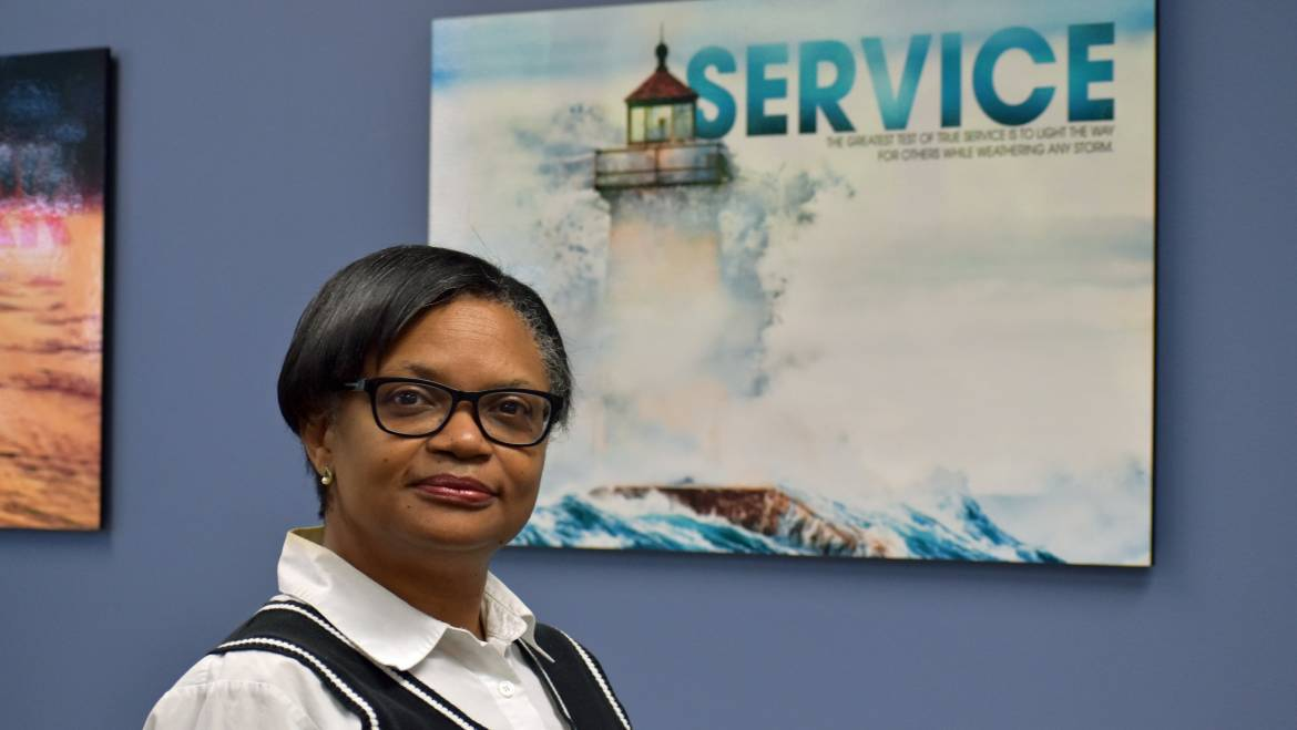 Behind the Tap Series: Call Center Supervisor Diane Ford