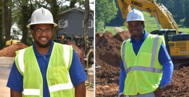 Behind the Tap: Construction Services Inspectors Garfield Cousins and Willie Moore