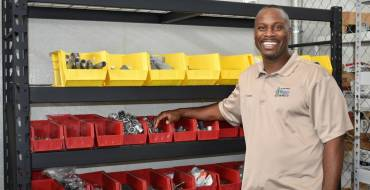 CCWA Behind the Tap Spotlight – Electrician Donyel Patton