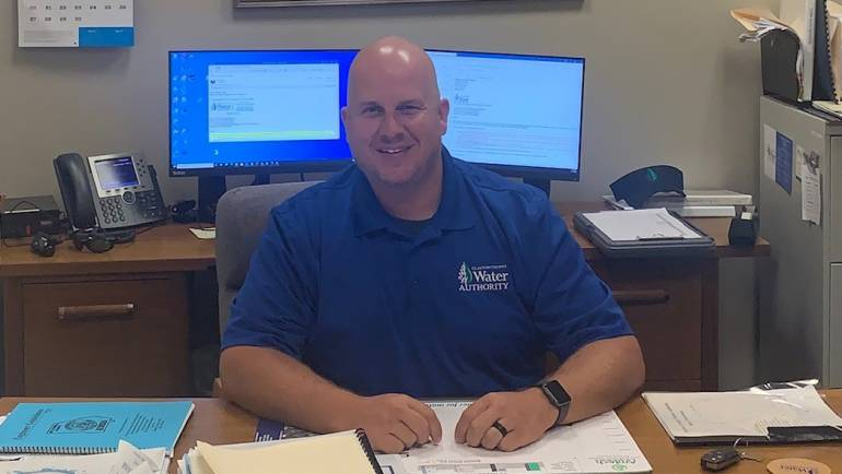 Behind the Tap Spotlight:  Distribution & Resource Coordinator Adam Horton