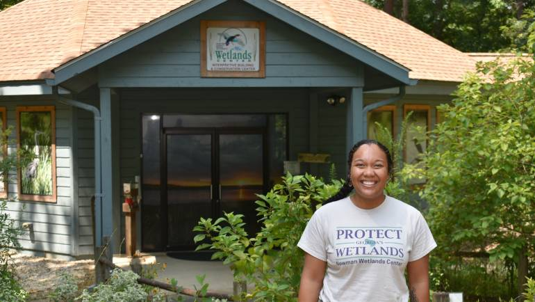 Behind the Tap Spotlight: Conservationist Jasmine Scott